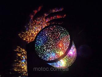"Ночник проектор звездного неба Star Master (Стар Мастер) Проектор ночник ""Звездное небо"""