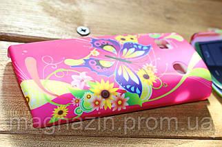 """Чехол накладка Nokia 500 """"Весняний настрій"""", фото 2"""