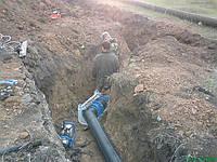 Водоснабжение, проектирование, строительство, монтаж и ремонт внешних водопроводов
