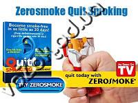 Терапевтические биомагниты средство против курения ZeroSmoke (Зеро Смок) цвет серебро
