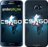 "Чехол на Samsung Galaxy Star Plus S7262 Counter-Strike: Global Offensive ""2756u-360"""