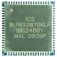 Микросхема ICS 9LPRS365BKL (QFN) для ноутбука