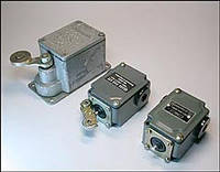 Концевые выключатели ВПК 2112