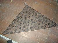 Текстиль ритуальный-гипюровая косынка