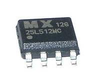 Микросхема Macronix International MX25L512MC-12G для ноутбука
