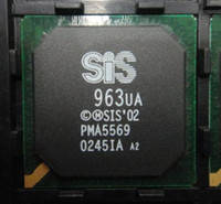 Микросхема SIS 963UA южный мост для ноутбука