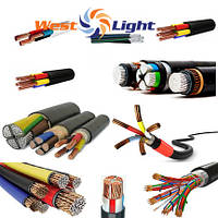 Силовые и установочные кабели и провода