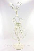 Вешалка-подставка для ювелирных изделий в стиле прованс купить в подарок на 8 марта недорого
