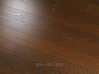 Шпонированный пол Par-ky SOUND Brushed Bronze Oak Тонированный Дуб