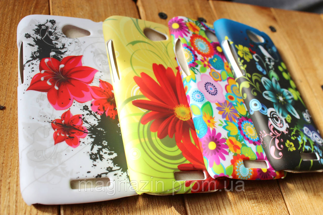 "Чехол-накладка для  HTC One S Z520e ""Весеннее настроение"""