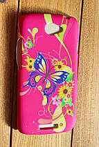 "Чехол-накладка для  HTC One S Z520e ""Весеннее настроение"", фото 3"