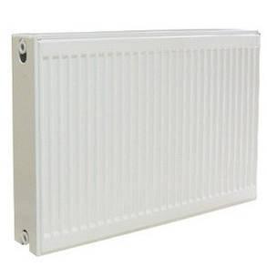 Стальной Радиатор отопления (батарея) 500x1200 тип 22 Roda (боковое подключение), фото 2