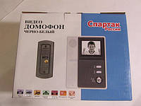 Домофон Спартак Россия. Купить домофон.