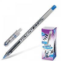 Ручка шариковая масляная Pensan My Tech синяя