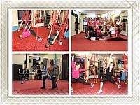 Курсы фитнес инструкторов функциональных тренировок: TRX петли, перекладина, слинг, интервальная, круговая и к