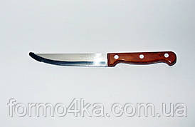 Нож с пластиковой ручкой 250мм