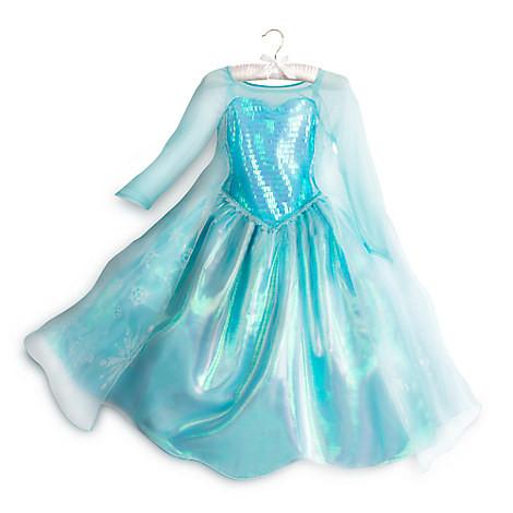 Костюм карнавальный Эльза Elsa 7-8 лет