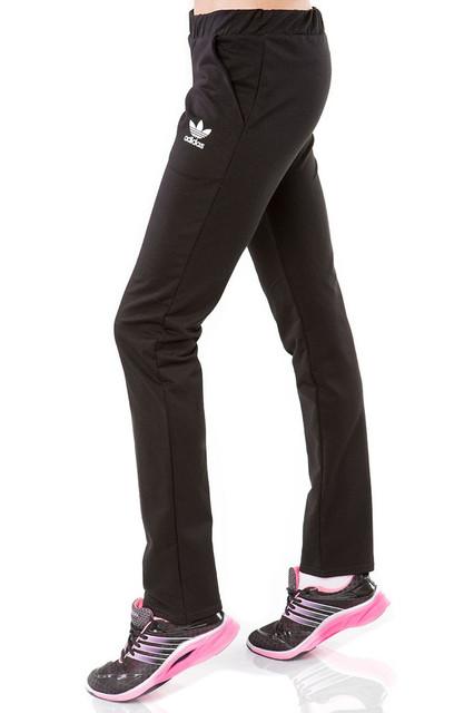 Женские спортивные штаны неутепленные