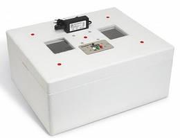 Инкубатор с автоматическим переворотом «Несушка М» на 76 яиц 220/12В, встроенный влагомер, экспортная модель