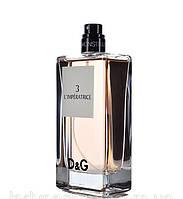 Женский парфюм тестер Dolce & Gabbana 3 L`Imperatrice