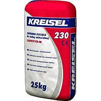 Клей для плит из минеральной ваты Kreisel 230, 25 кг.