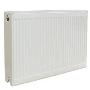 Стальной Радиатор отопления (батарея) 500x2400 тип 22 Roda (боковое подключение), фото 2