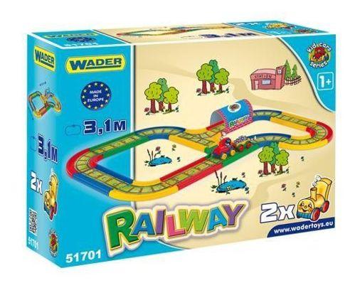 Детская железная дорога Wader(Вадер) 51701 3.1м