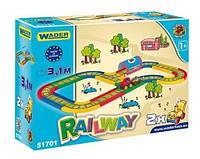 Детская железная дорога Wader(Вадер) 51701 3.1м, фото 1