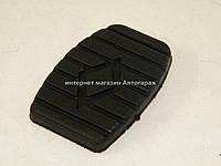 Накладка педали сцепления (L=50mm) на Рено Трафик 01->BELGUM (Украина) BG1813
