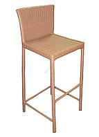 Плетеный стул, Стул Барный Стиль