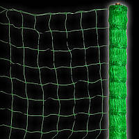"""Сетка для огурцов 1,7 х 500 м """"EcoGarden"""" Шпалерная. Высший сорт(СетОгур_17-500)"""