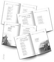 Видання та публікація віршів у збірках швидко і недорого