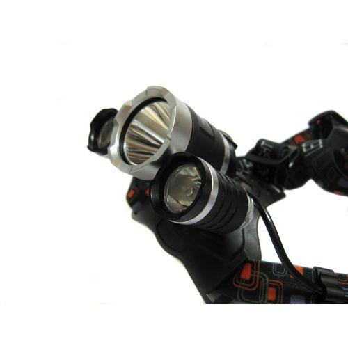 Фонарик налобный фонарь Police BL-6811 T6