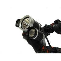 Фонарик налобный фонарь Police BL-6811 T6, фото 1
