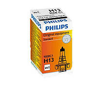 Лампа галогенна Philips H13, 1шт/картон 9008C1