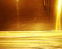 Латунный листЛ63 мяг4х600х1500