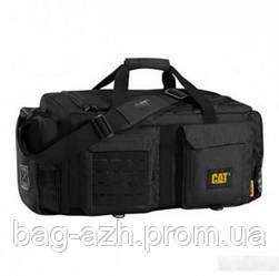 Дорожная сумка CAT Combat 83336;01 Черная