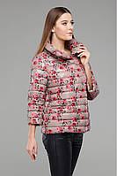 Женская демисезонная куртка ФАРИДА 2 новая коллекция 2017года NUI VERY