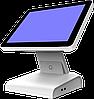 Сенсорный POS терминал SPARK ТТ 2215 белый (с считывателем MSR)