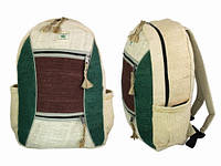 Рюкзак из натуральной ткани