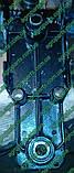 "Вал GD7822 KINZE запчасти LOWER hex Shaft 7 /8"" TRANSMISSION gd7822, фото 4"