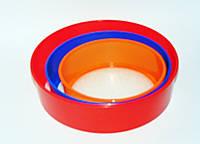 Набор пластиковых сит для муки 3шт, фото 1