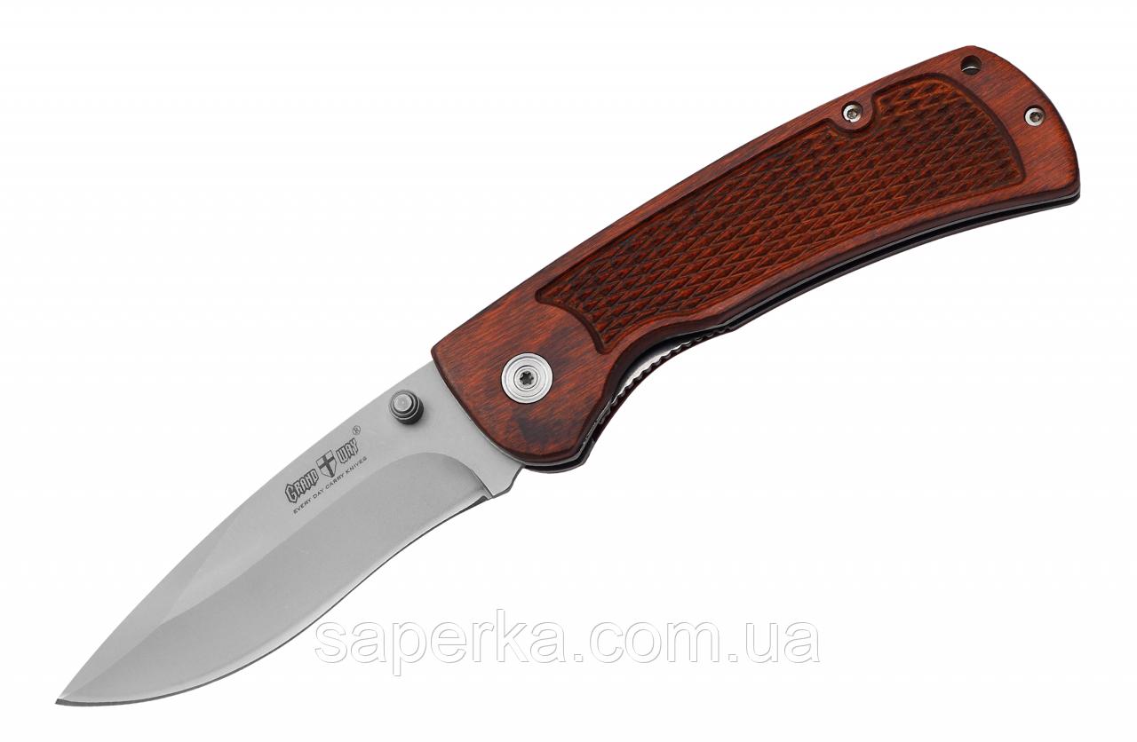 Нож складной туристический Grand Way 00616