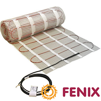 Нагревательный мат Fenix 7,6 м² для укладки под плитку