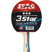 Ракетка для настольного тенниса Stag ***3Star