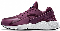 """Женские кроссовки Nike Air Huarache """"Mulberry"""" (в стиле Найк Хуарачи) фиолетовые"""