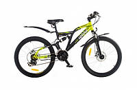 "Optima Bikes Велосипед 24"" OPTIMABIKES MESSER  AM2 DD  St 2014"