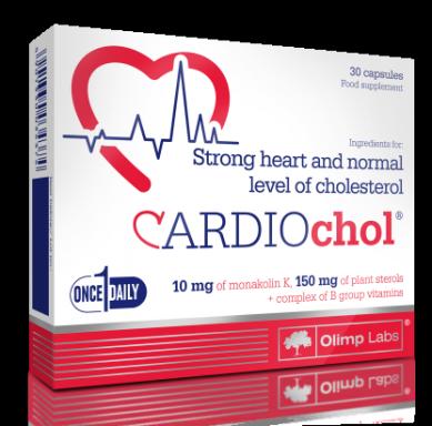 OLIMP Cardiochol 30 caps