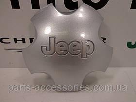 Jeep Grand Cherokee 2000-01 серый колпачок в диск Новый Оригинальный