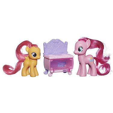 Игровой набор My Little Pony Пинки Пай и Скуталу Cutie Mark Magic Bake Set